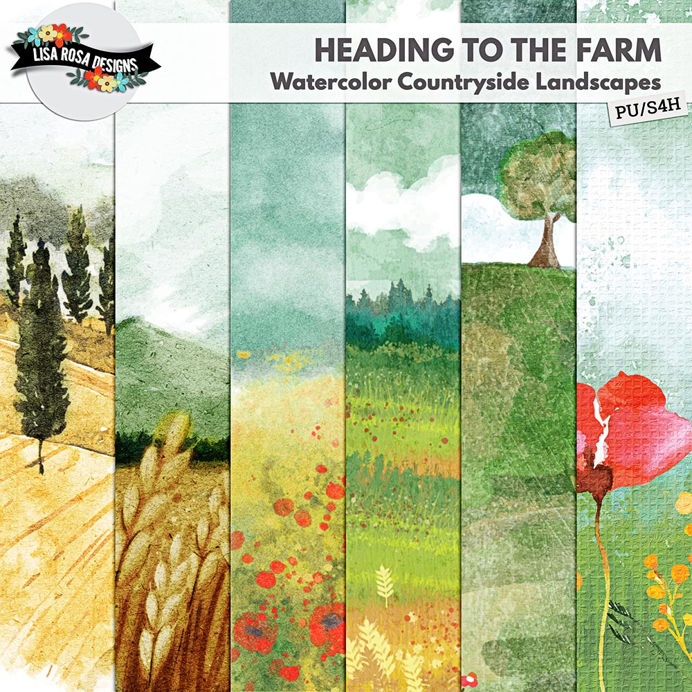 lisarosadesigns_headingtothefarm_watercolorlandscapes1
