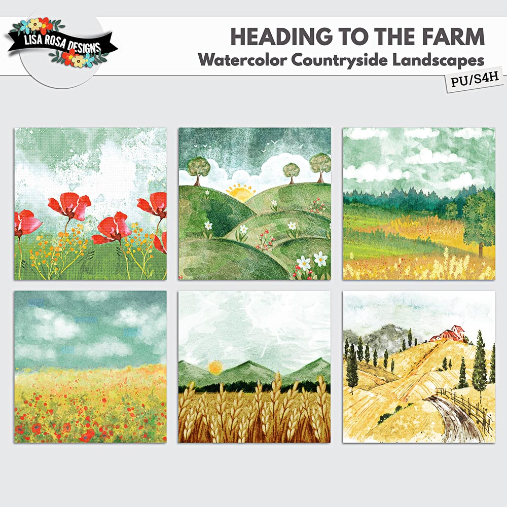 lisarosadesigns_headingtothefarm_watercolorlandscapes2