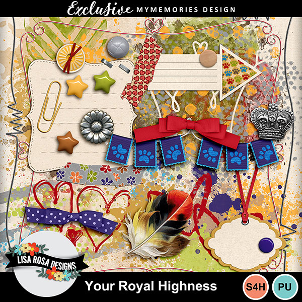 Your Royal Highness Elements